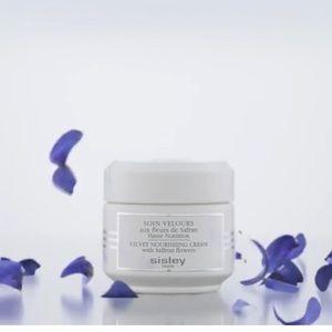 New Sisley Paris Velvet Nourishing Cream Saffron